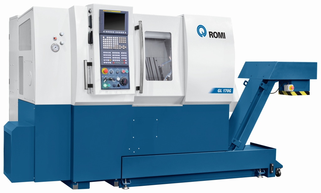 ROMI GL Series Turning Centers