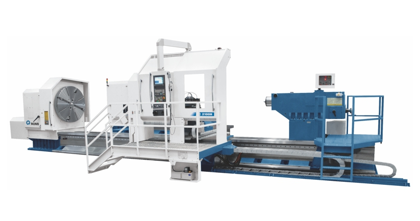 ROMI C Series Heavy Duty CNC Lathes