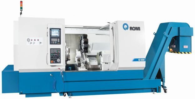 ROMI G Series Turning Center