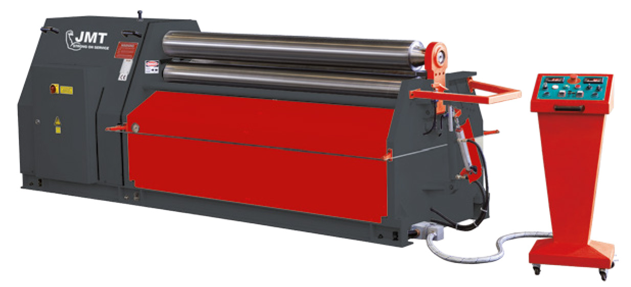 JMT PRMHS Plate Roll Series